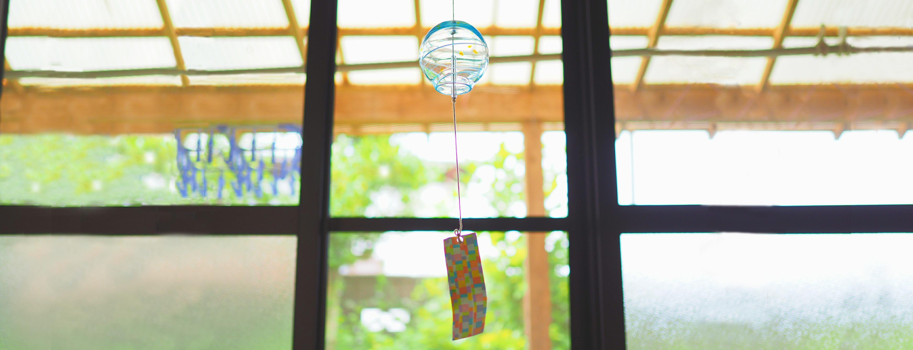 自分好みの風鈴をつくって暑い夏を乗り切ろう!
