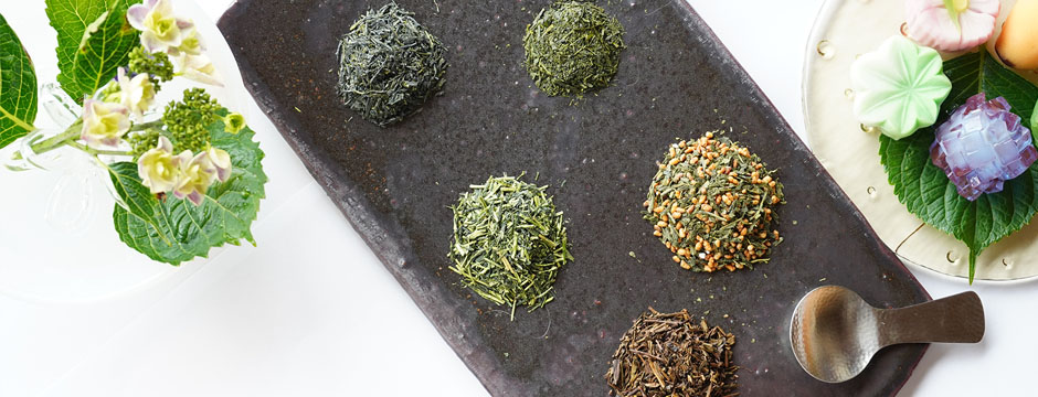 日本茶のわかる女子になる!
