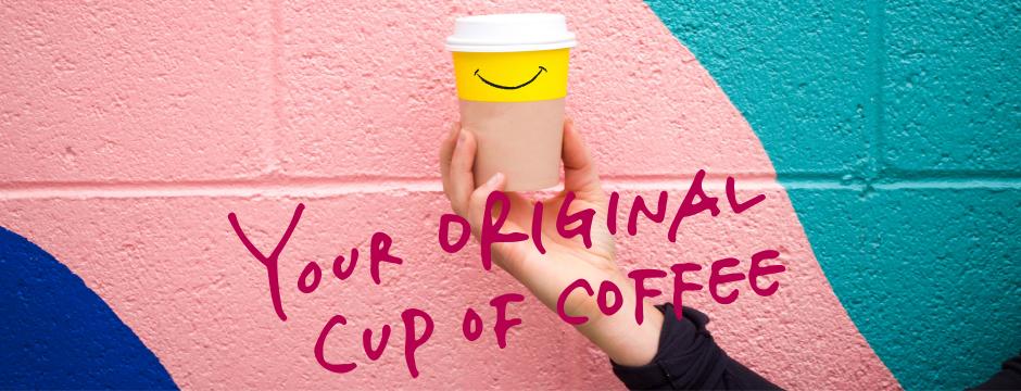 カップスリーブだけじゃない? コンビニコーヒーもおしゃれに変身