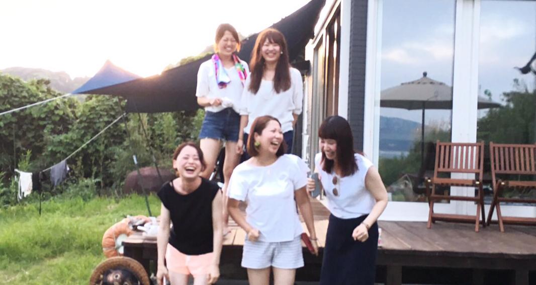 女子旅×離島 広い海と大自然の中で元気チャージ!