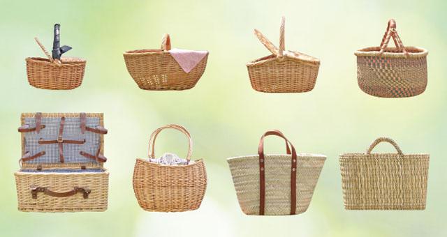 いつか持ちたい かごバッグ4選 憧れの大人はどれを選ぶ?